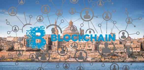 Malta Bankacılar Derneği Başkanı Blockchain'i destekliyor