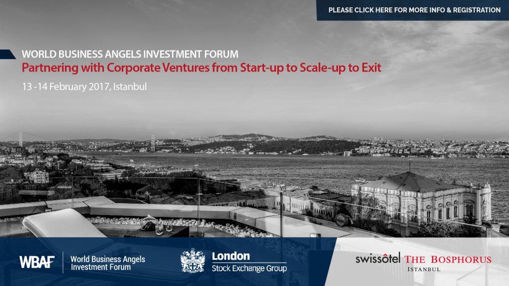 En önemli küresel melek yatırımcılar Türkiye'de toplanacak