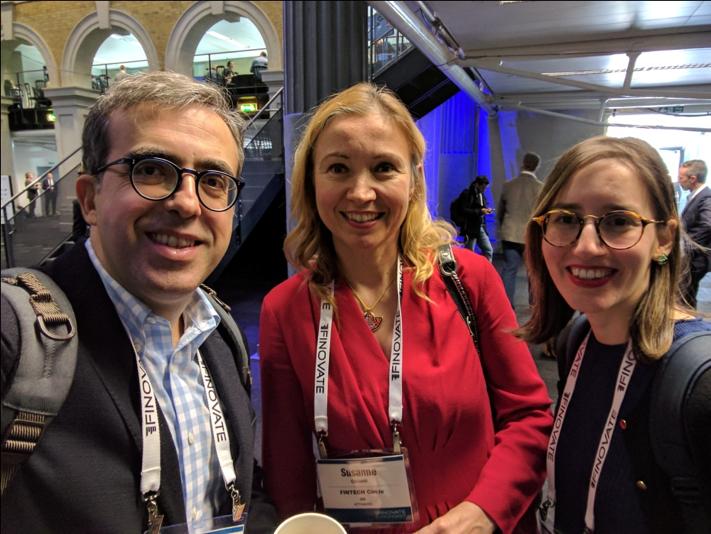Finovate Europe 2017 FinTech sektörünü Londra'da bir araya getirdi
