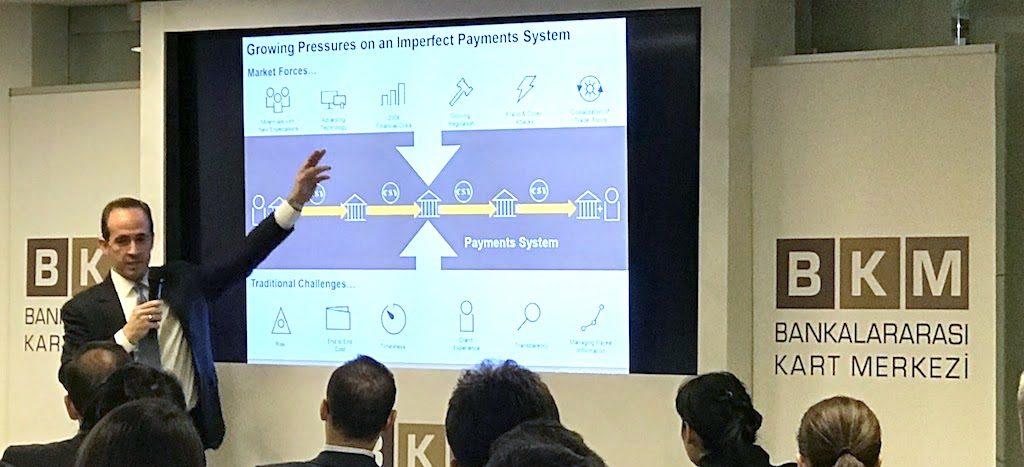 Christopher Mager'ı FinTech Meetup etkinliğinde ağırladık