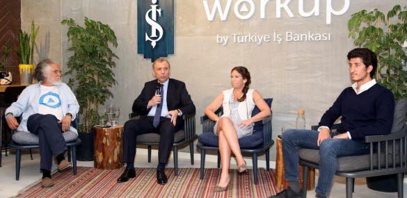İş Bankası Workup girişimcilik programını tanıttı