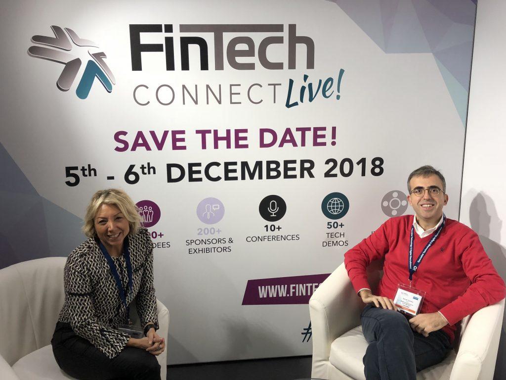 FinTech İstanbul, Londra'da Fintech Connect Live'a katıldı