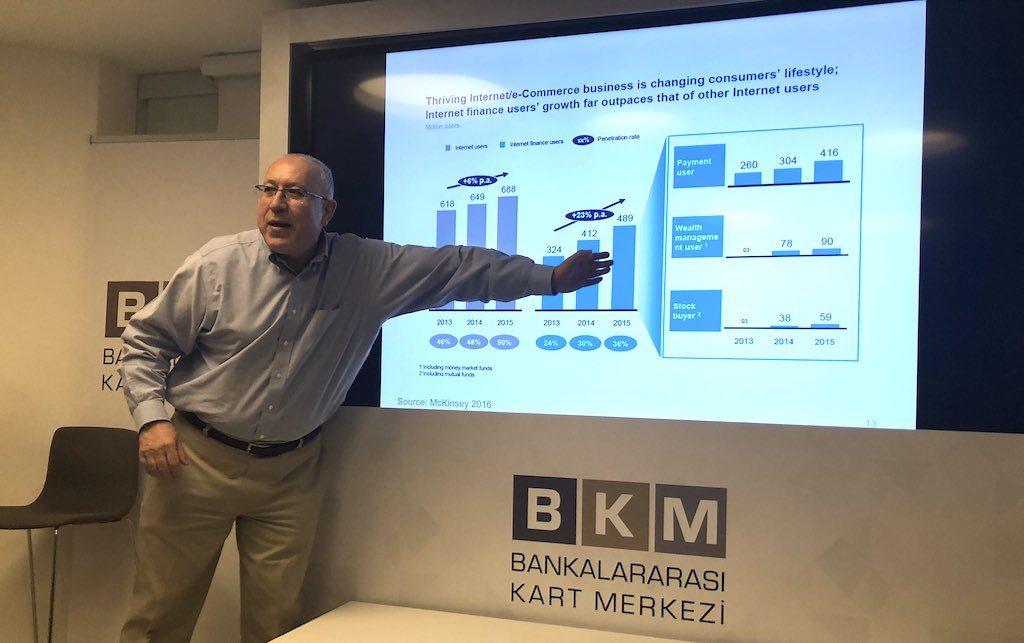 Prof. Dr. İsmail Ertürk, Çin FinTech Ekosistemini anlattı