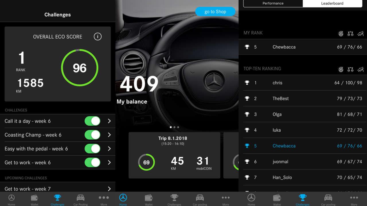 Mercedes'ten düzgün araç kullananlara hediye kripto para