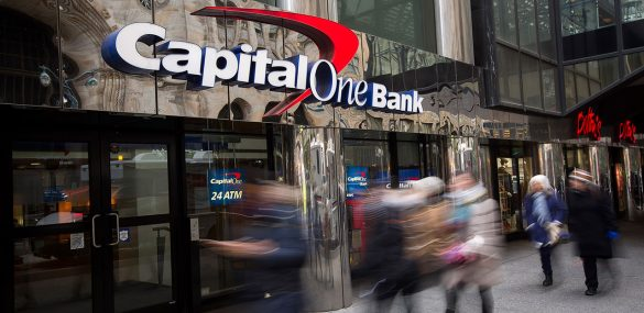 Capital One'ın ortak kimlik patenti onaylandı
