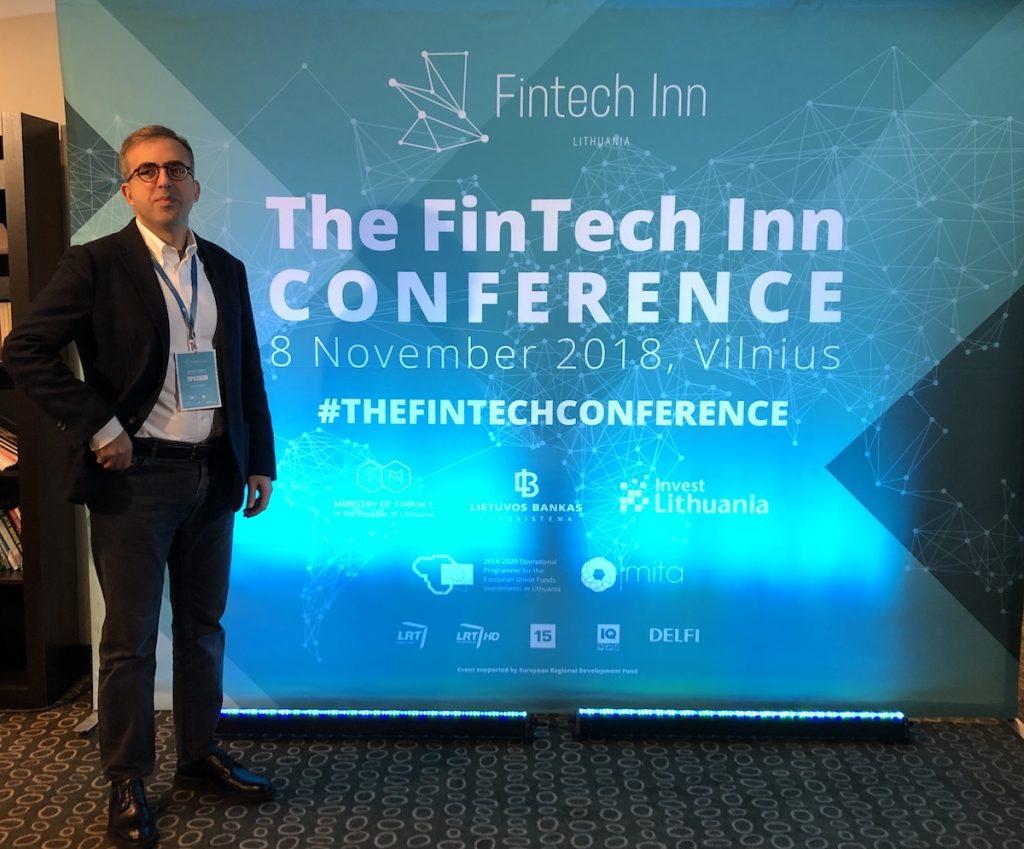 FinTech Inn Konferansı, sektörün geleceğini Litvanya'da tartışıyor