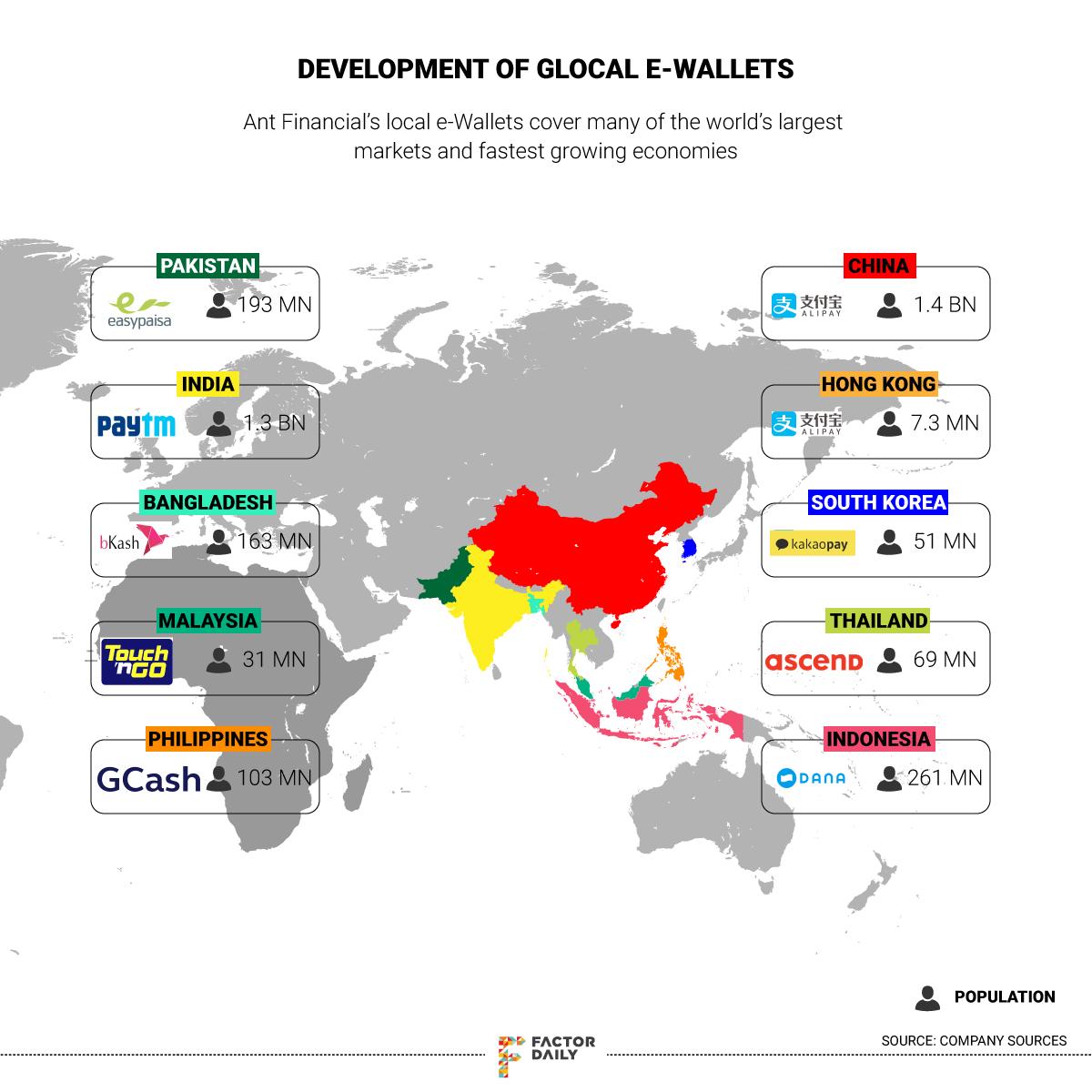 Çinli şirketlerin küresel FinTech planı