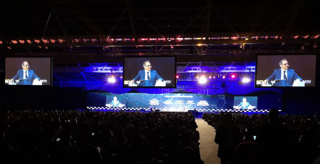 Küresel Fintech Ekosisteminin Singapur Çıkartması