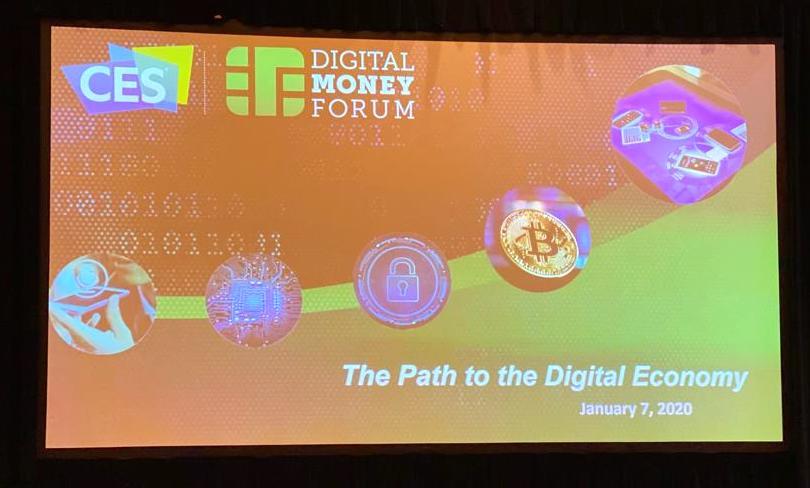 CES 2020'de dijital paranın geleceği konuşuldu