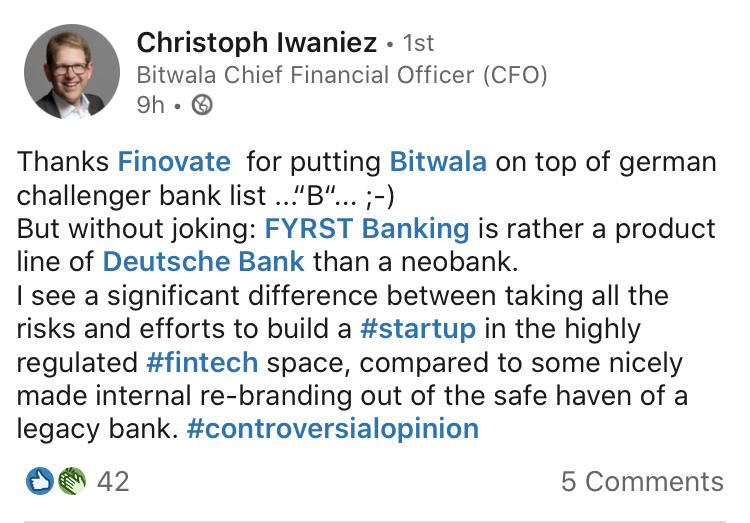 FinovateEurope 2020: Finovate's Continental Europe Debut