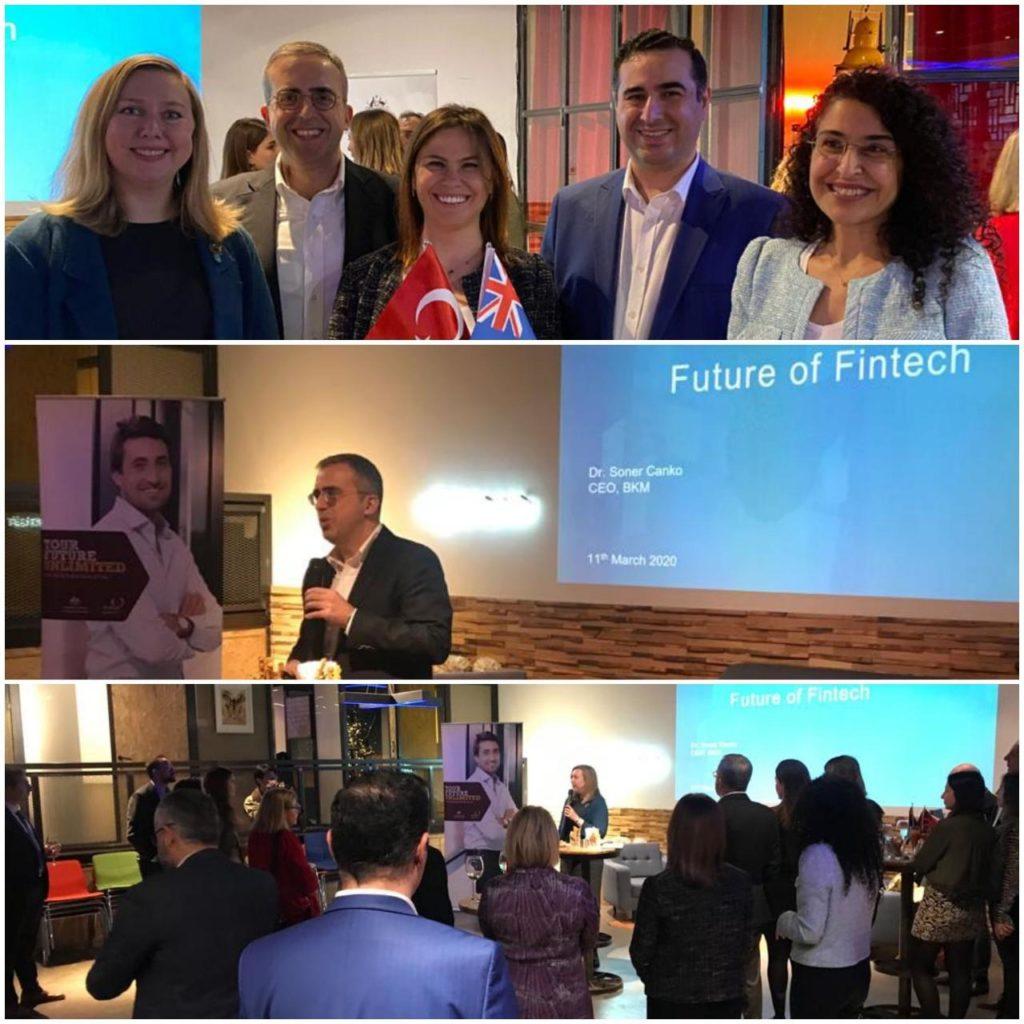 Australian Alumni hosted Fintech Ecosystem