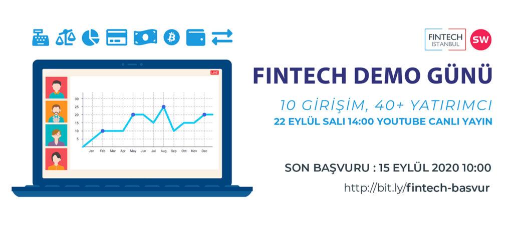 FinTech İstanbul – E-Posta Bülteni – 14 Eylül 2020
