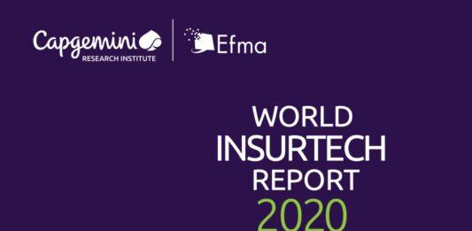 Capgemini 2020 Dünya InsurTech Raporu'nu yayımladı