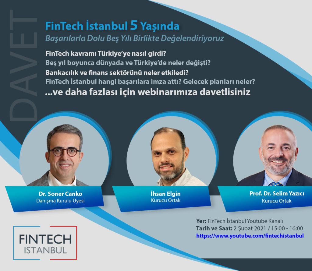FinTech İstanbul – E-Posta Bülteni – 1 Şubat 2021