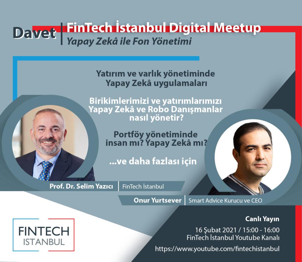 FinTech İstanbul – E-Posta Bülteni – 15 Şubat 2021